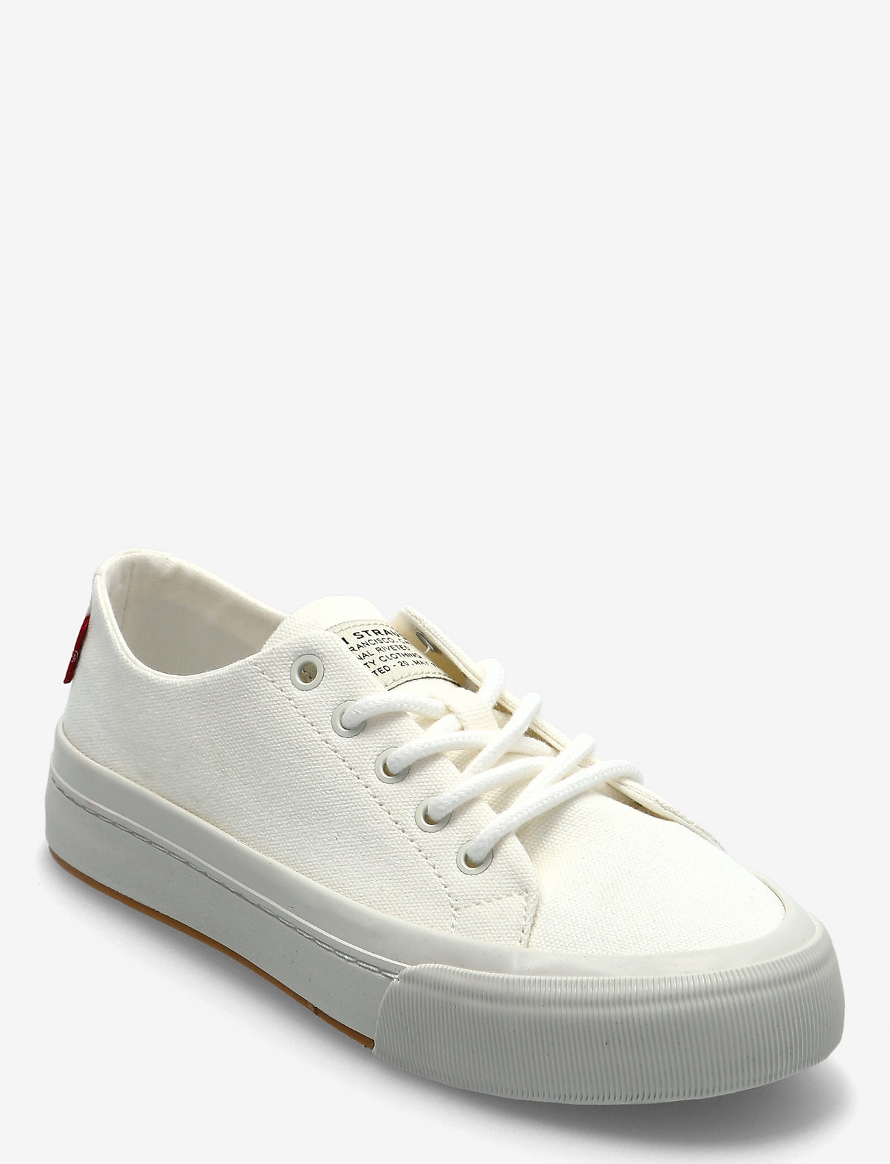 Levi's Shoes - SUMMIT LOW S - lave sneakers - regular white - 0