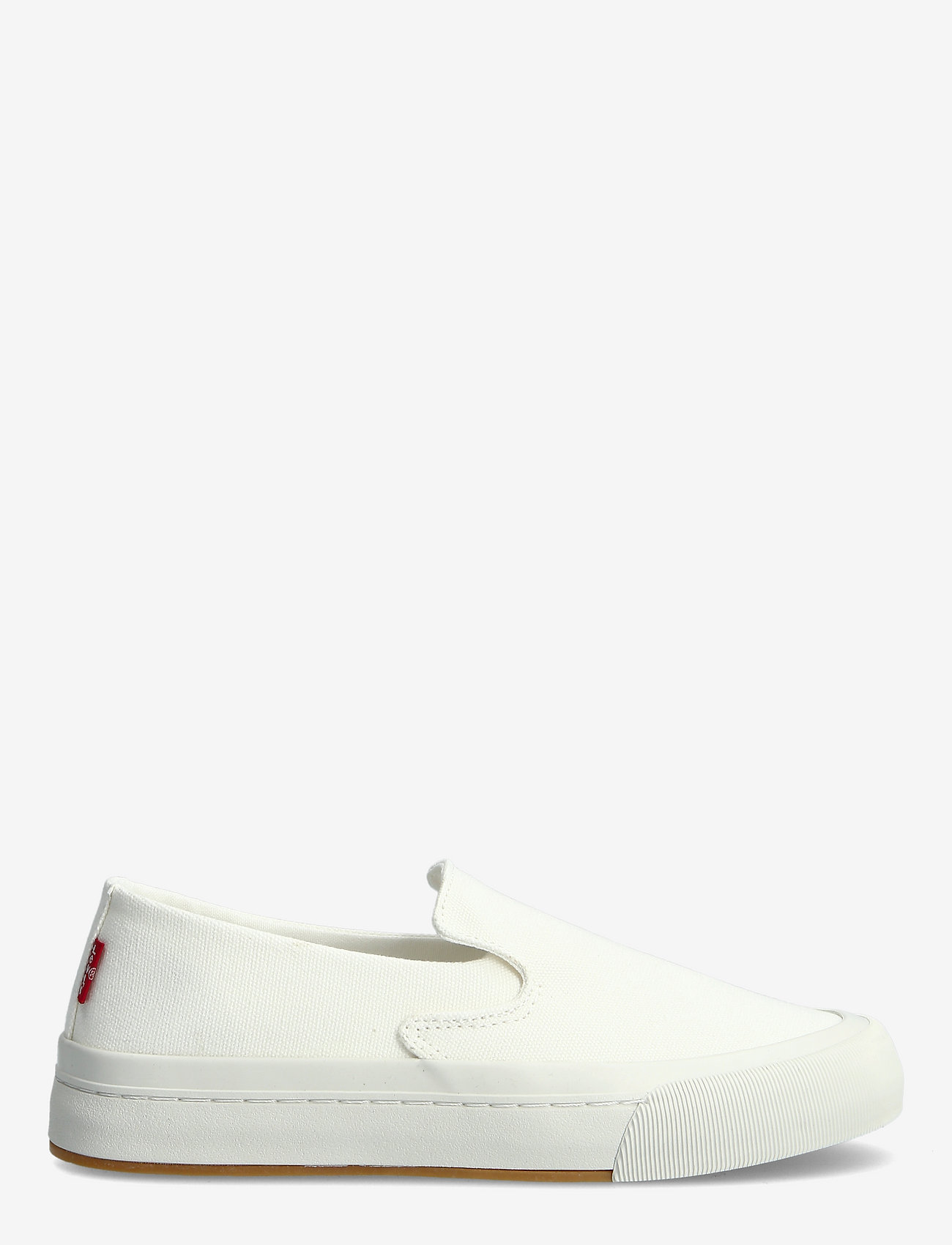 Levi's Shoes - SUMMIT SLIP ON S - slip-on sneakers - regular white - 1