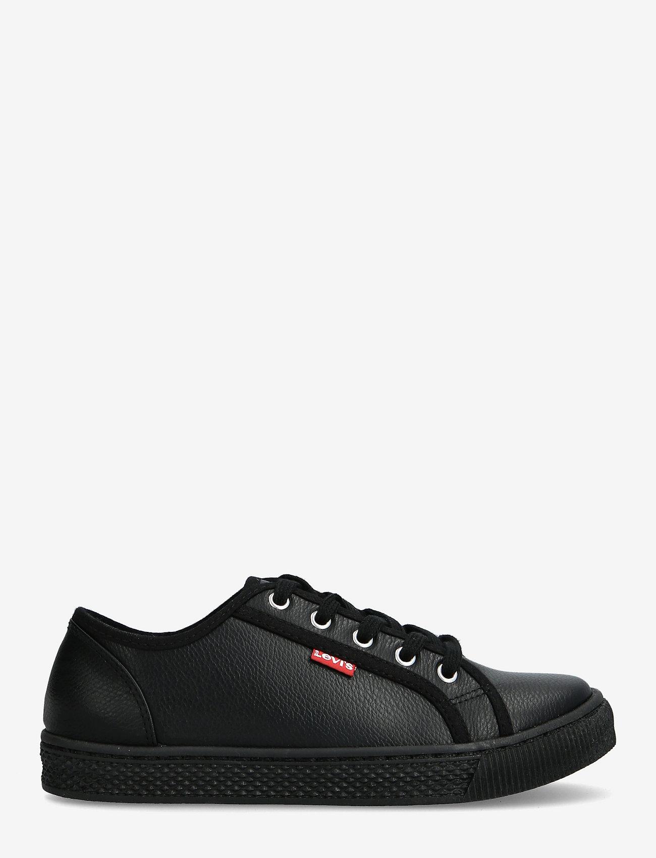 Levi's Shoes - MALIBU BEACH S - lave sneakers - regular black - 1