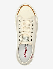 Levi's Shoes - SQUARE LOW S - lave sneakers - ecru - 3