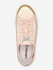 Levi's Shoes - SQUARE LOW S - lave sneakers - light pink - 3