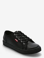 Levi's Shoes - MALIBU BEACH S - lave sneakers - regular black - 0