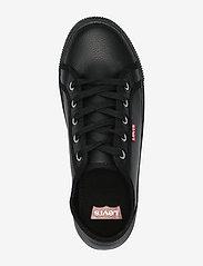 Levi's Shoes - MALIBU BEACH S - lave sneakers - regular black - 3