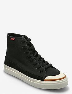 SQUARE HIGH - höga sneakers - regular black