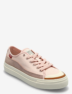 SQUARE LOW S - lave sneakers - light pink