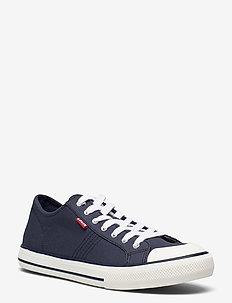 HERNANDEZ - låga sneakers - navy blue