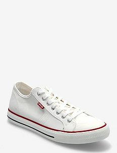HERNANDEZ - låga sneakers - regular white