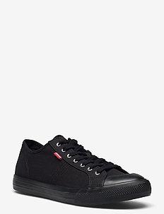 HERNANDEZ - låga sneakers - brilliant black