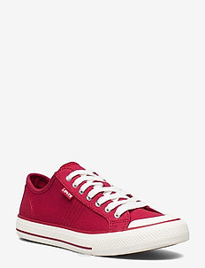 HERNANDEZ S - lave sneakers - brilliant red