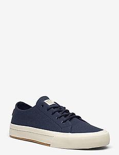 SUMMIT LOW - låga sneakers - navy blue
