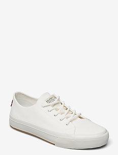 SUMMIT LOW - låga sneakers - regular white