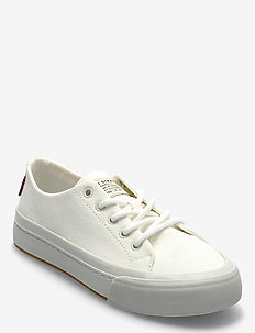 SUMMIT LOW S - lave sneakers - regular white