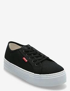 TIJUANA - lave sneakers - regular black