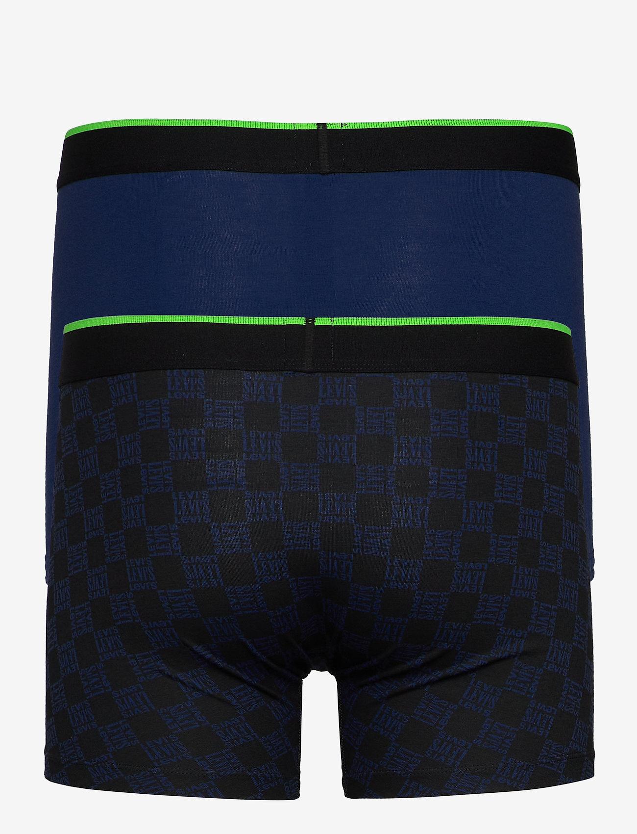 Levis Men Triple Logo Aop Neon Boxe (Blue) (19.59 €) - Levi´s mo3R9