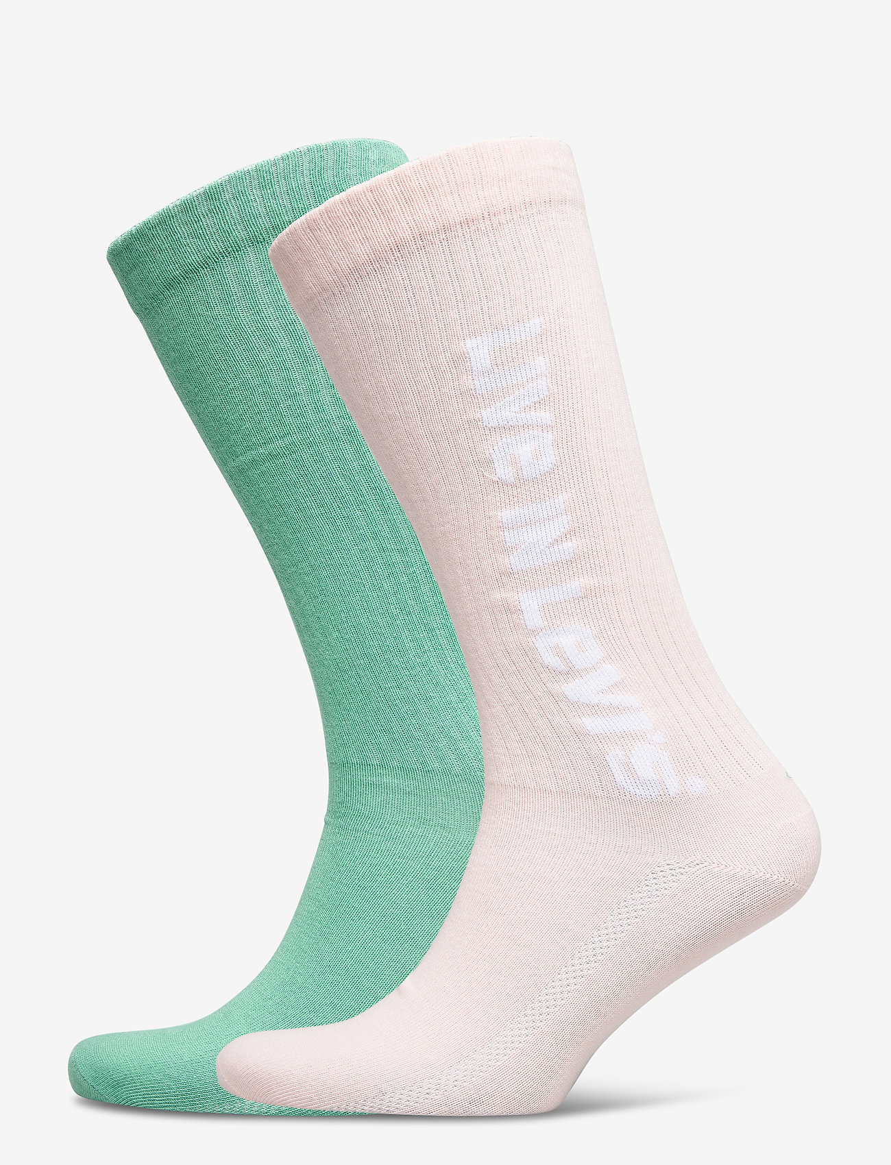 Levi´s - LEVIS VINTAGE CUT SPRT SOCK UNISEX - regular socks - pink combo - 0