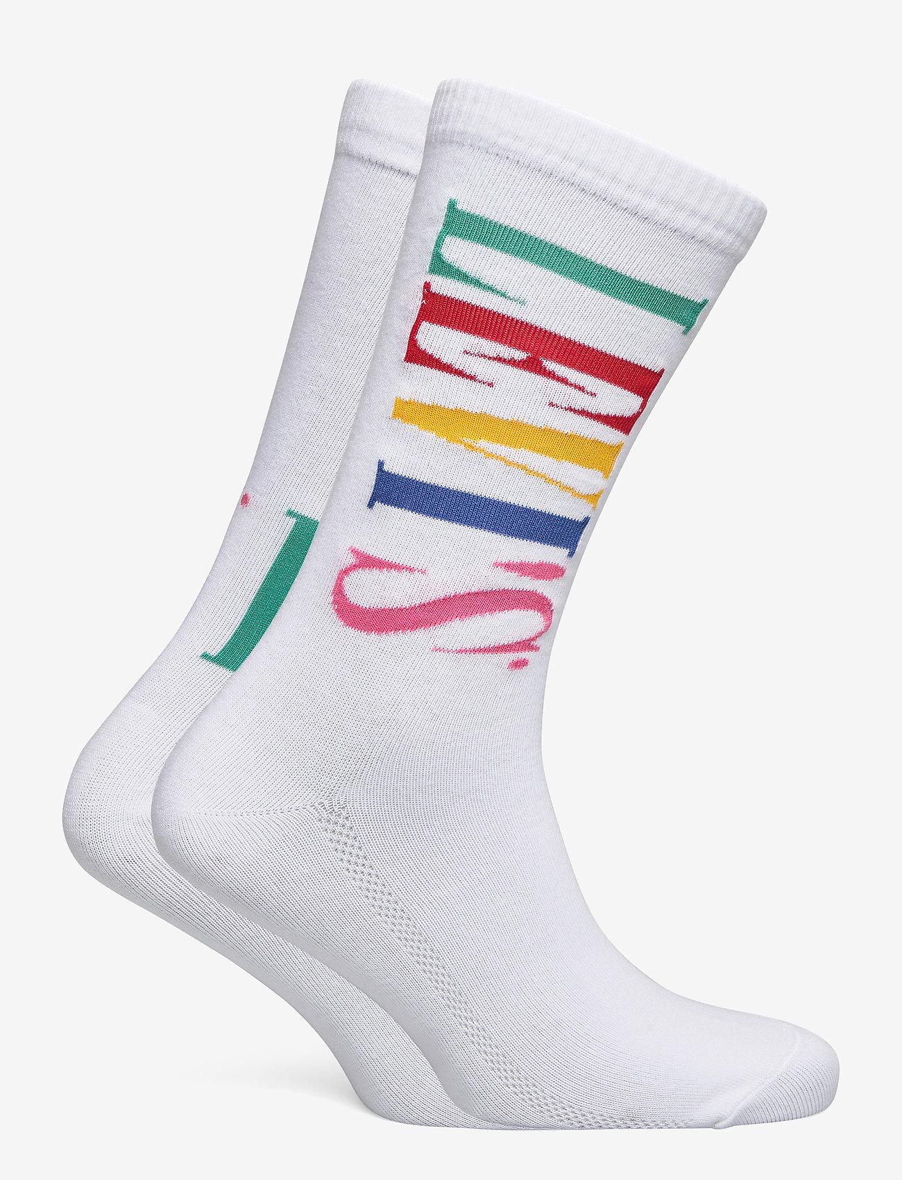 Levi´s - LEVIS REGULAR CUT TALL LOGO 2P - mixed colors - 1