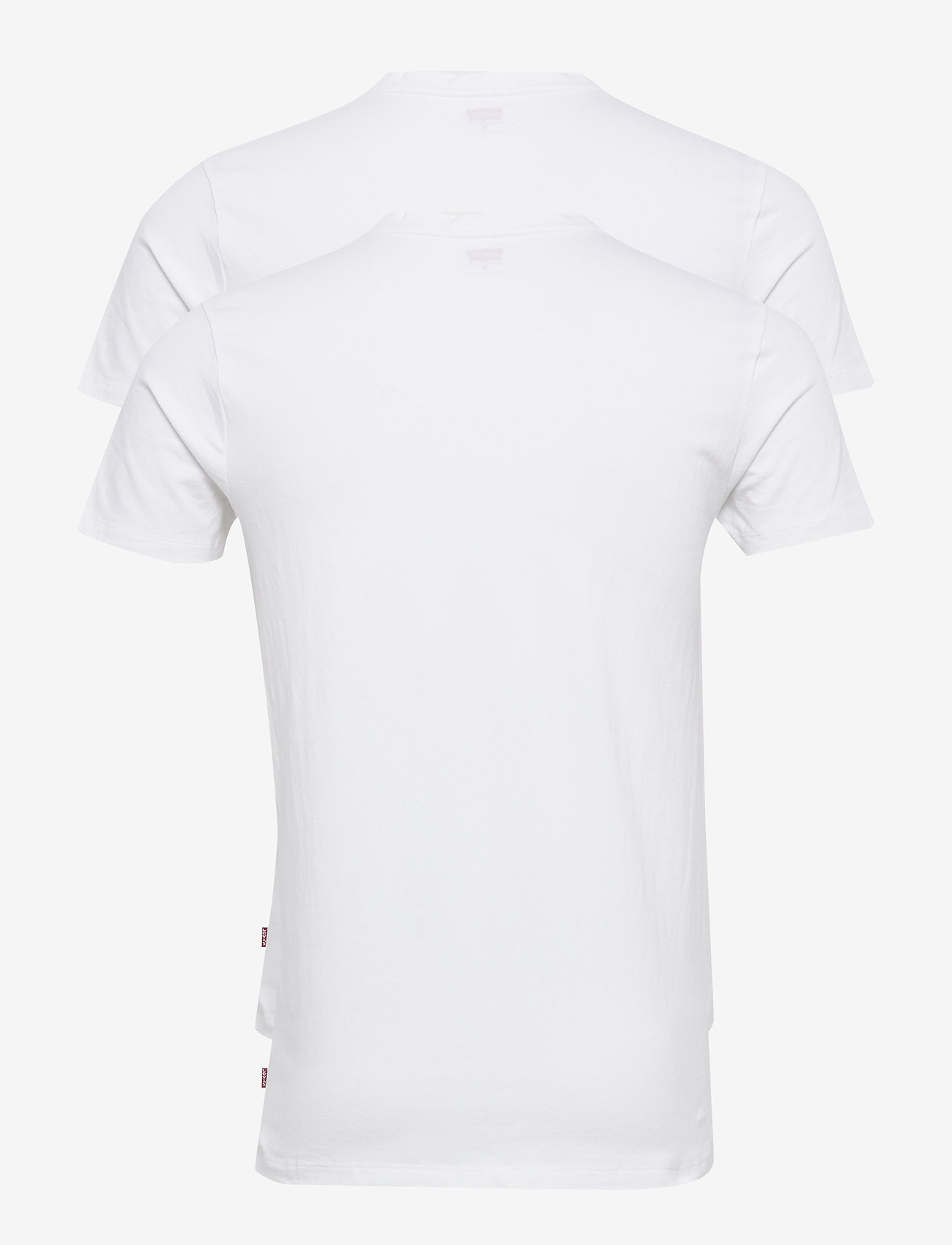 Levi´s - LEVIS MEN V-NECK 2P - multipack - white - 1