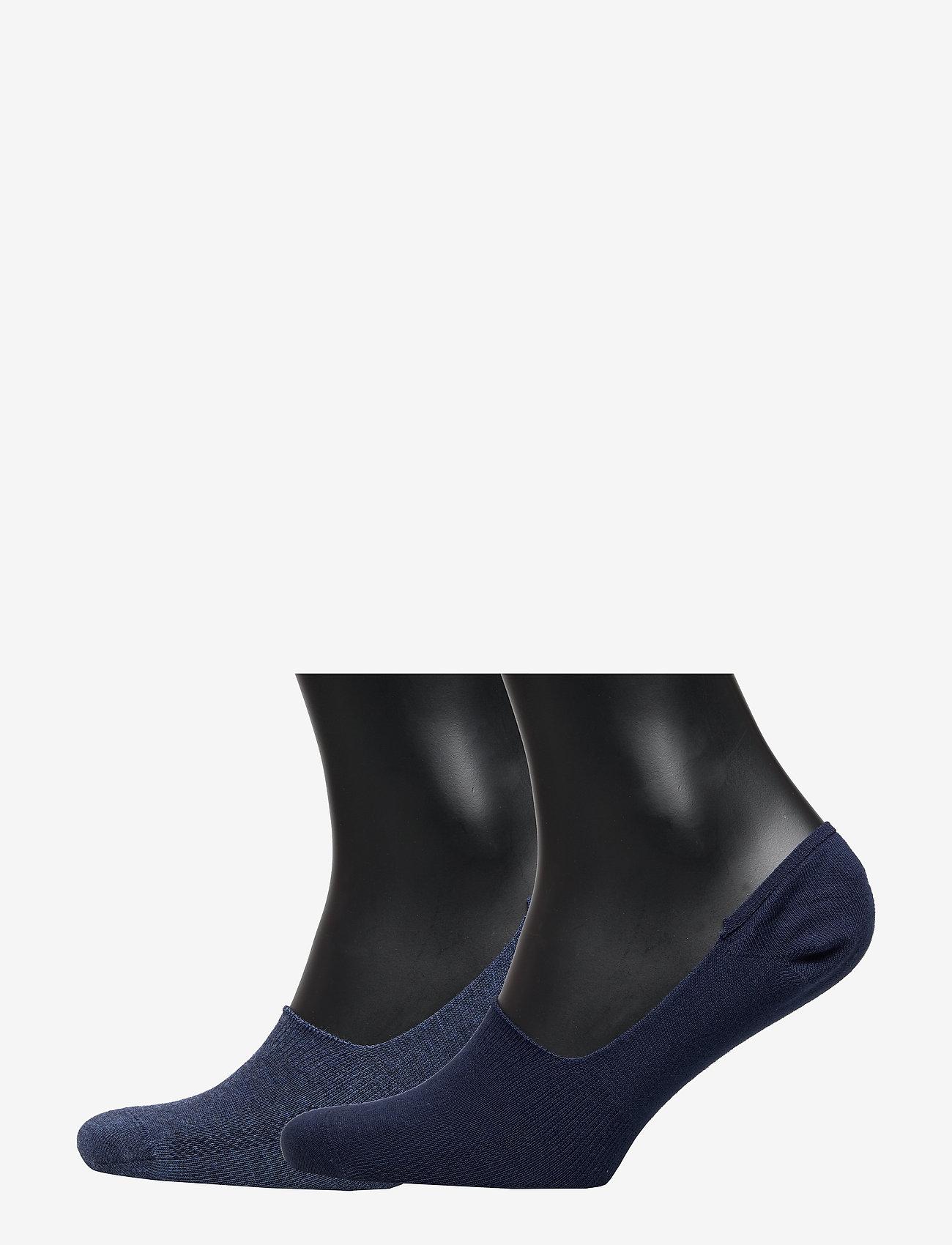 Levi´s - LEVIS 168SF LOW RISE 2P - ankle socks - denim blue - 0