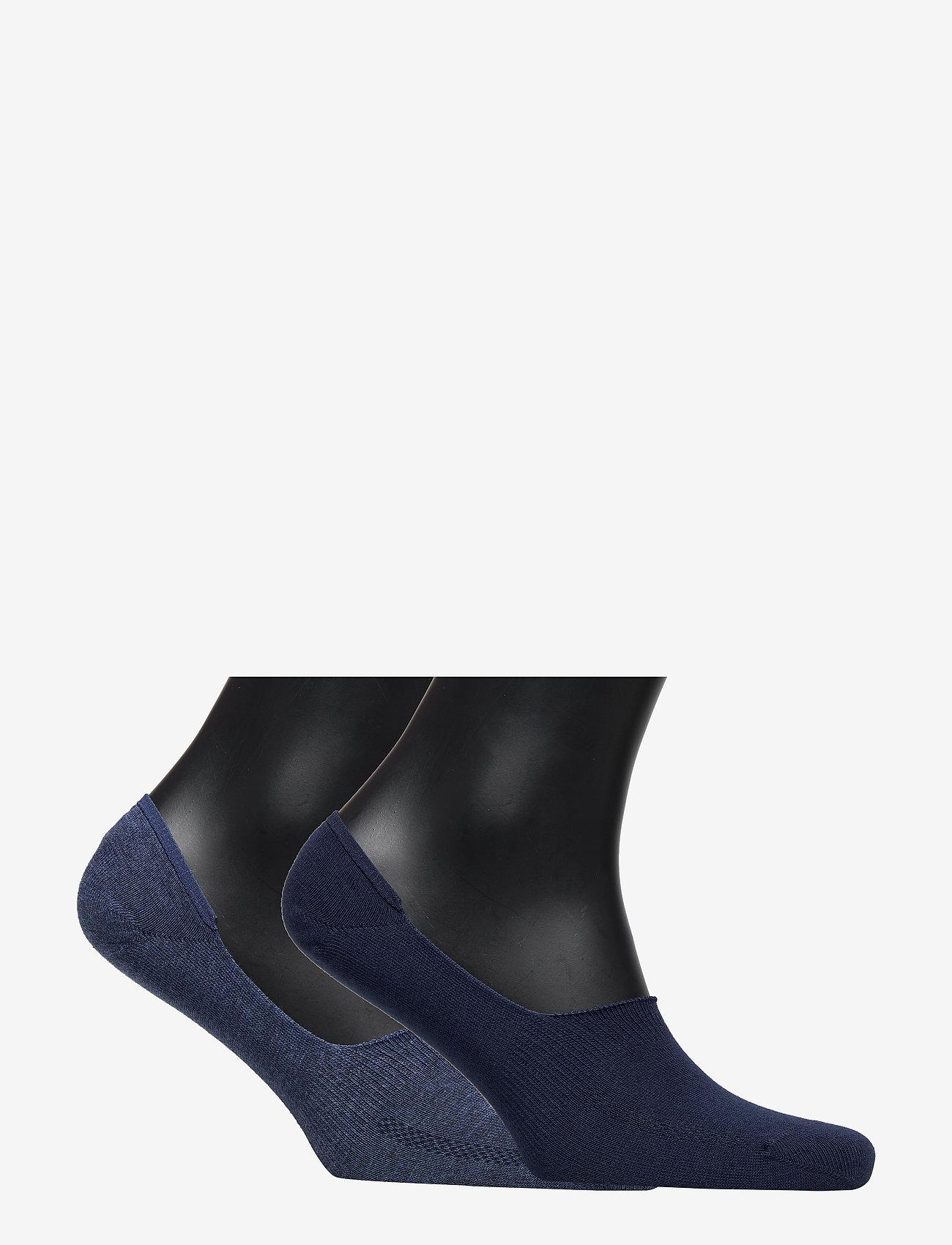 Levi´s - LEVIS 168SF LOW RISE 2P - ankle socks - denim blue - 1