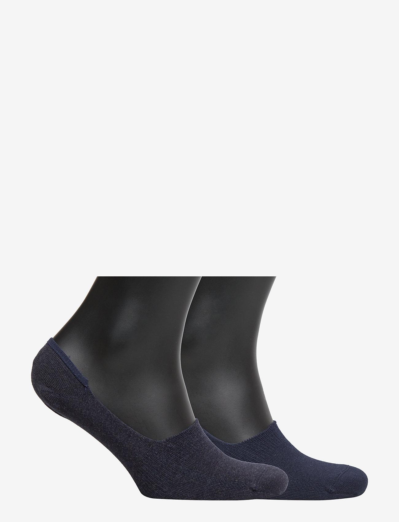 Levi´s - LEVIS 168SF LOW RISE 2P - ankle socks - navy - 1