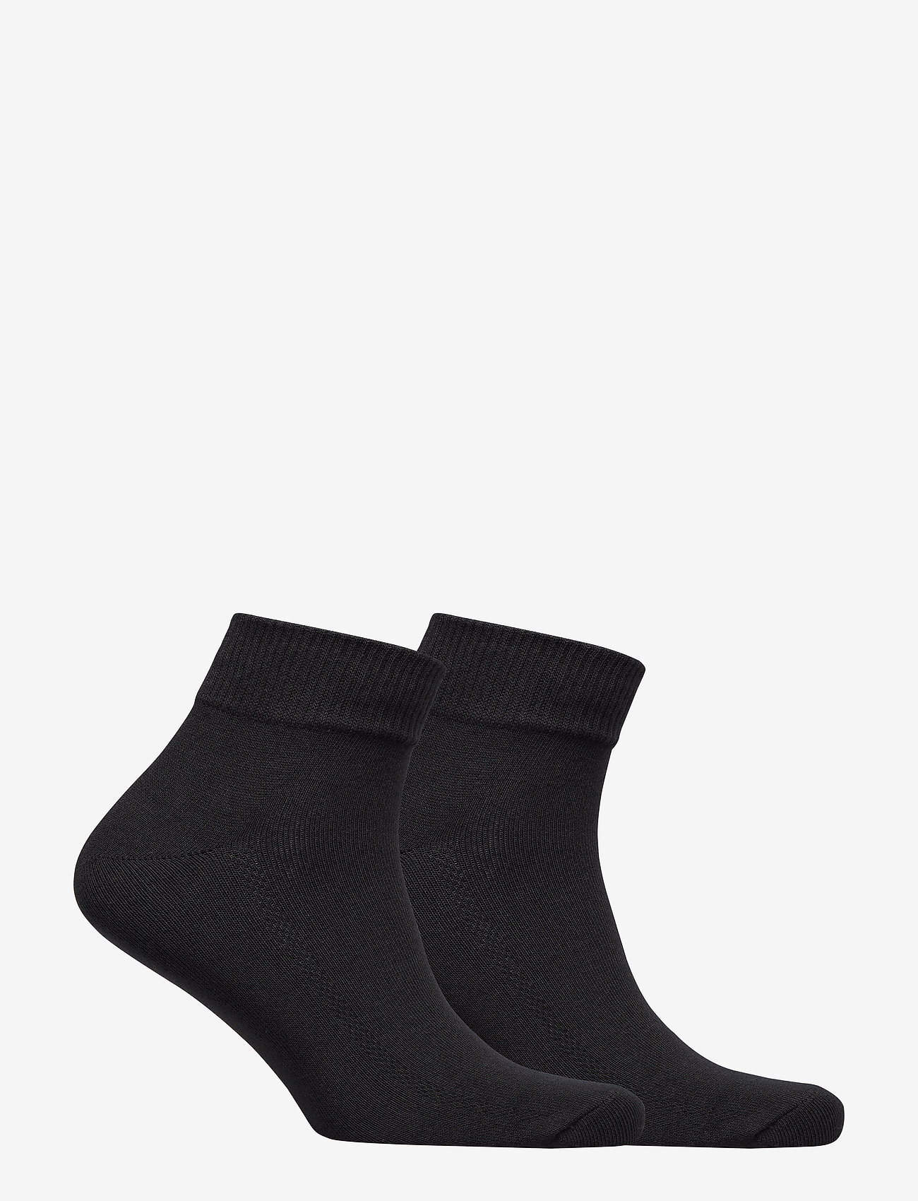 Levi´s - LEVIS 168SF MID CUT 2P - regular socks - jet black - 1