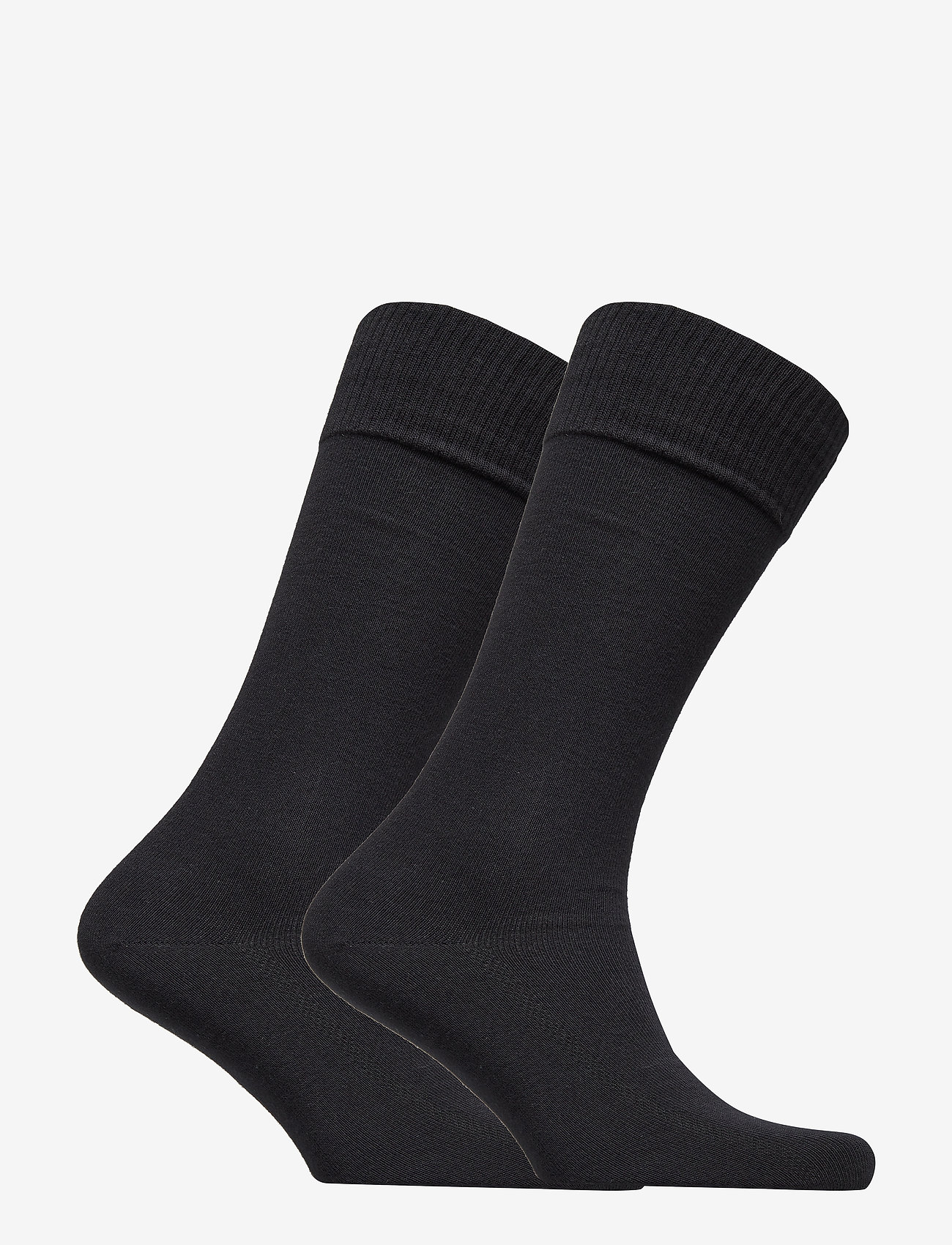 Levi´s - LEVIS 168SF VINTAGE CUT 2P - regular socks - jet black - 1