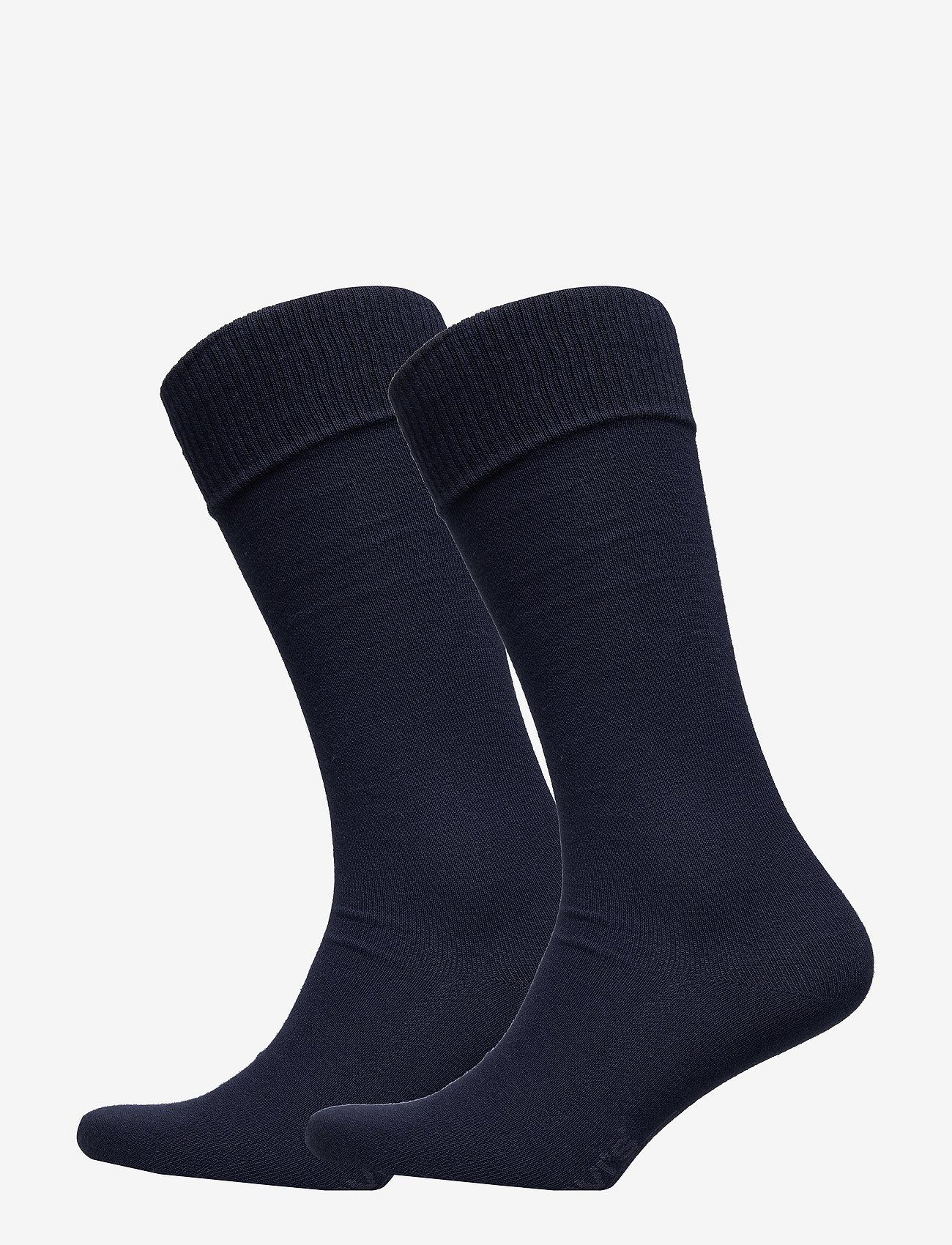 Levi´s - LEVIS 168SF VINTAGE CUT 2P - regular socks - navy - 0