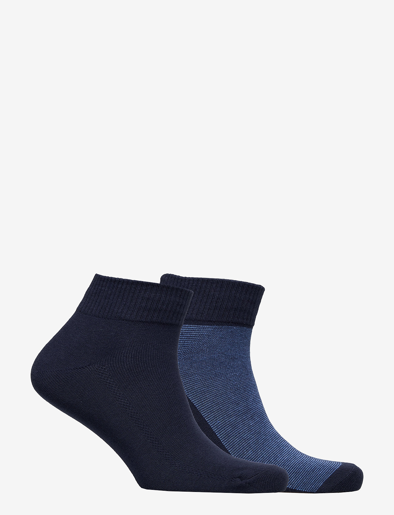 Levi´s - LEVIS 168SF MID CUT MICRO STRIPE 2P - regular socks - blue depths - 1