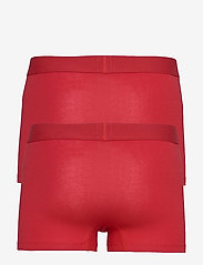 Levi´s - LEVIS MEN SOLID BASIC TRUNK 2P - boxers - chili pepper - 1