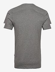 Levi´s - LEVIS MEN V-NECK 2P - multipack - middle grey melange - 1