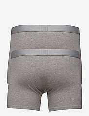 Levi´s - LEVI'S 200SF BOXER BRIEF 2P - undertøy - middle grey melange - 1