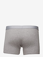 Levi´s - LEVI'S 200SF BOXER BRIEF 2P - undertøy - middle grey melange - 2