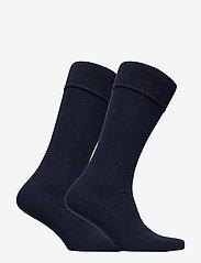 Levi´s - LEVIS 168SF VINTAGE CUT 2P - regular socks - navy - 1