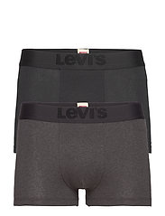 LEVIS MEN PREMIUM TRUNK 2P - BLACK