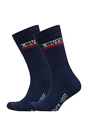 LEVIS 120SF REGULAR CUT SPRTSWR LOGO  2P - DRESS BLUES