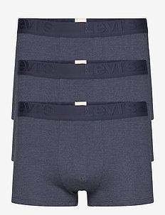 LEVIS MEN PREMIUM TRUNK 3P - boxers - indigo