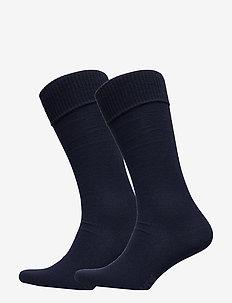 LEVIS 168SF VINTAGE CUT 2P - regular socks - navy