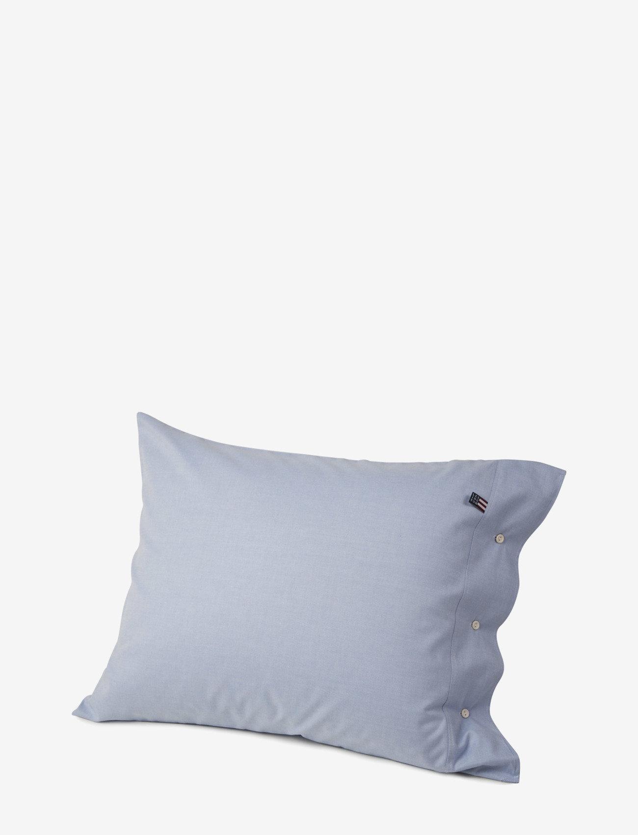 Lexington Home - Pin Point Blue Pillowcase - taie d'oreiller - blue - 0