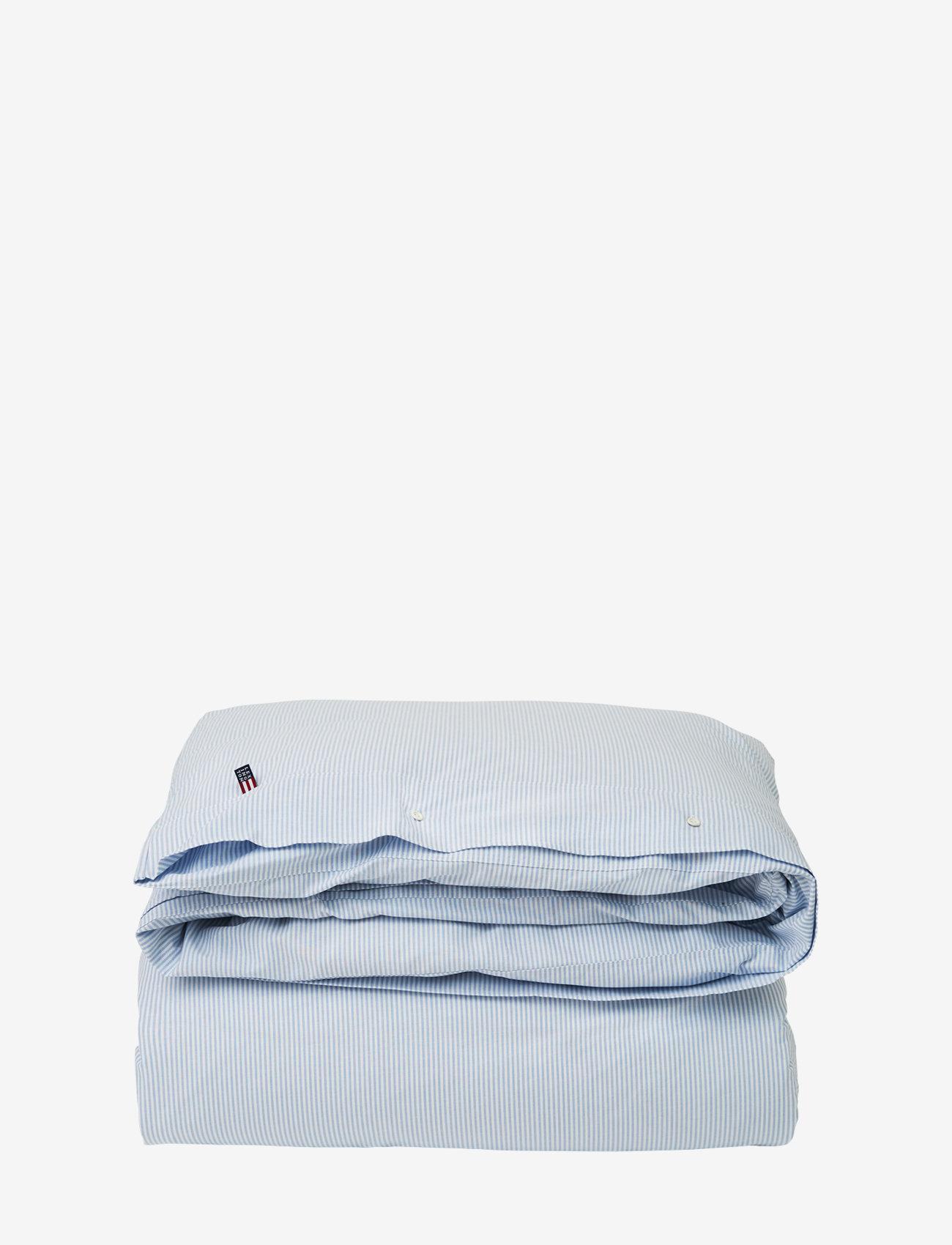 Lexington Home - Pin Point Blue/White Duvet - dekbedovertrekken - blue/white - 0