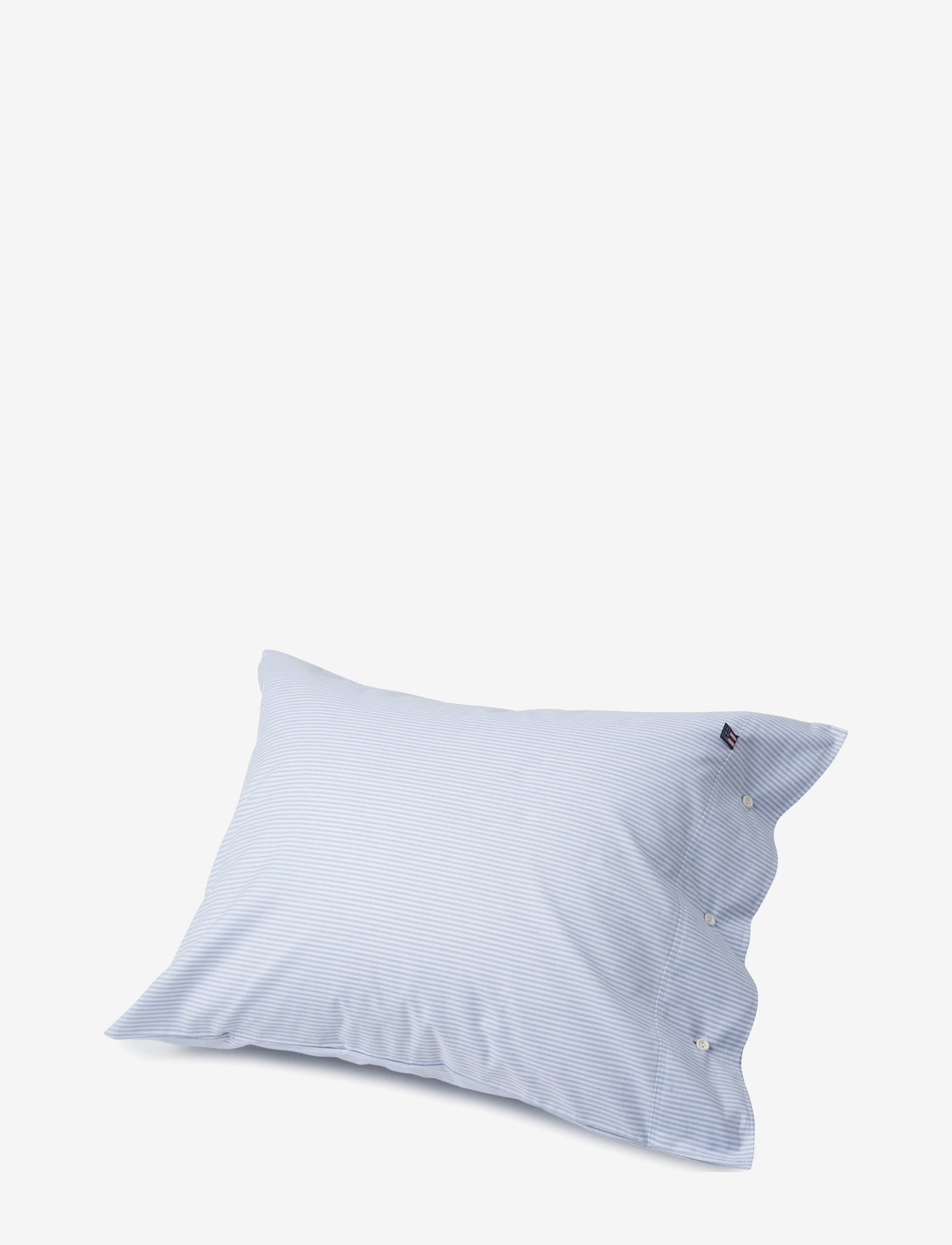 Lexington Home - Pin Point Blue/White Pillowcase - taie d'oreiller - blue/white - 0