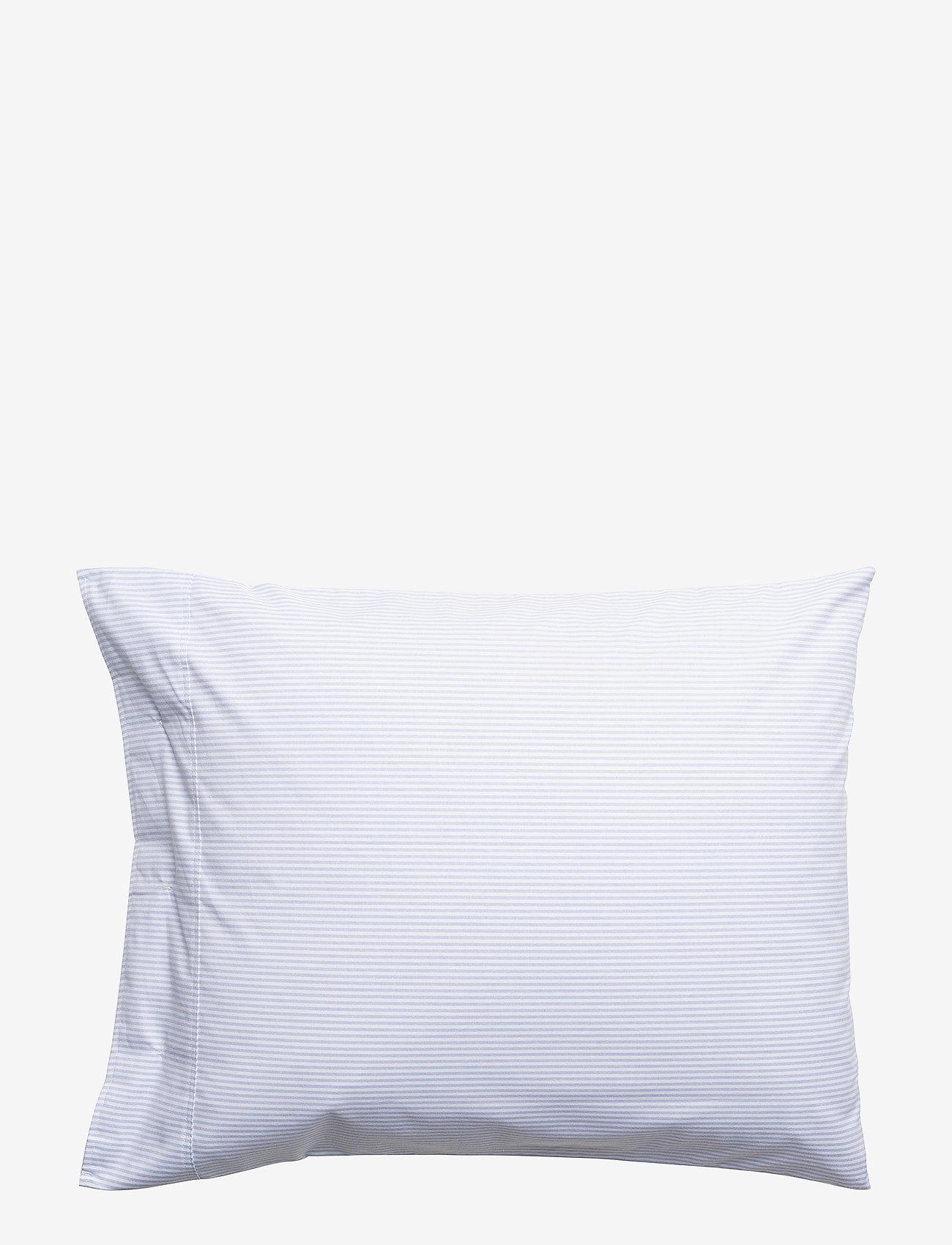 Lexington Home - Pin Point Blue/White Pillowcase - taie d'oreiller - blue/white - 1
