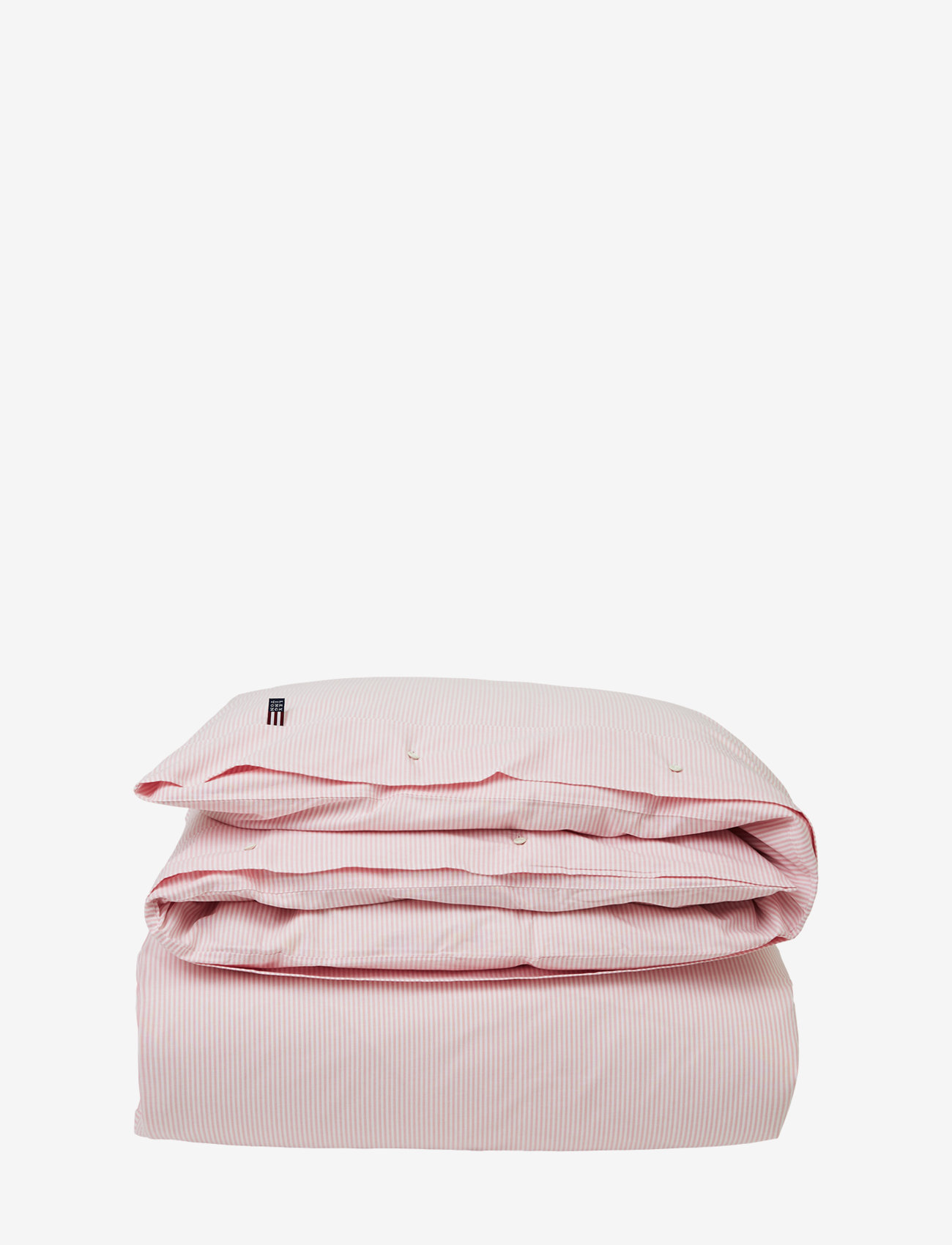 Lexington Home - Pin Point Pink/White Duvet - dekbedovertrekken - pink/white - 0