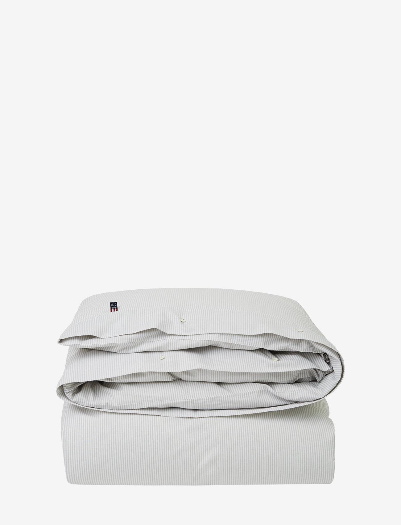 Lexington Home - Pin Point Gray/White Duvet - dekbedovertrekken - gray/white - 0