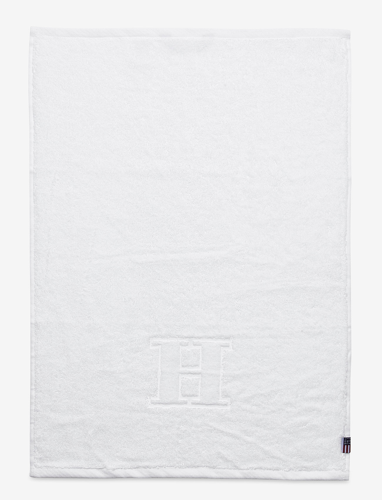 Lexington Home - Monogram Towel Letter H - ręczniki kąpielowe - white - 0