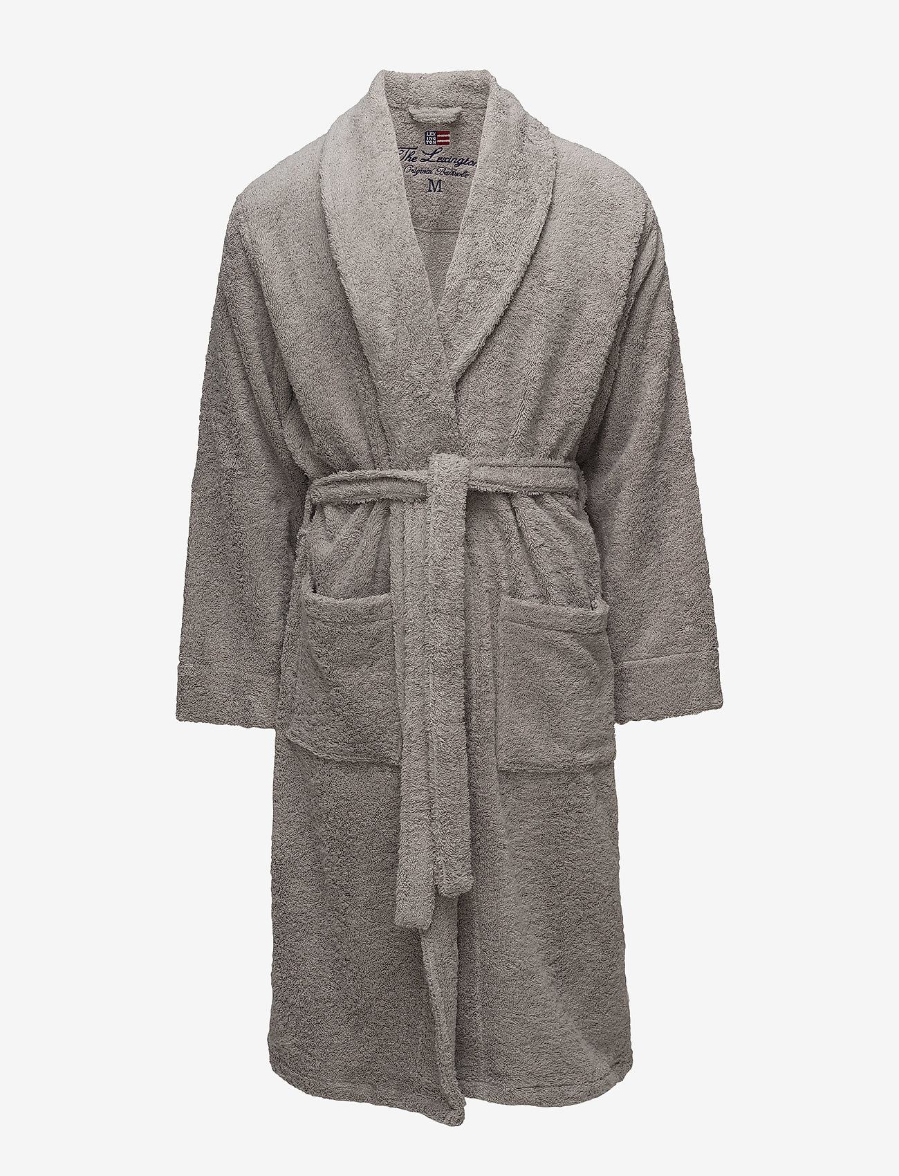 Lexington Home - Lexington Original Bathrobe - kylpytakit - gray - 0