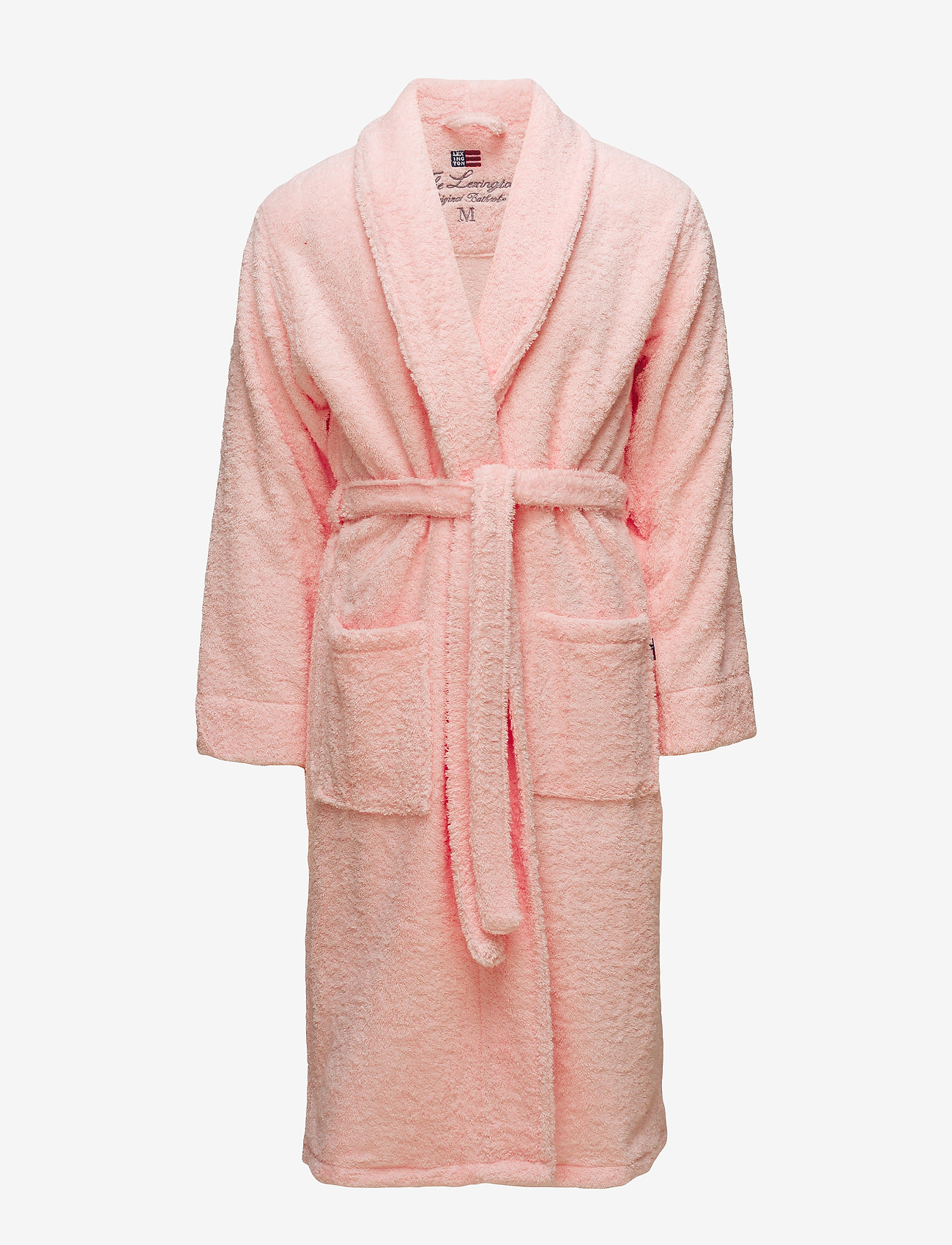 Lexington Home - Lexington Original Bathrobe - kylpytakit - pink - 0