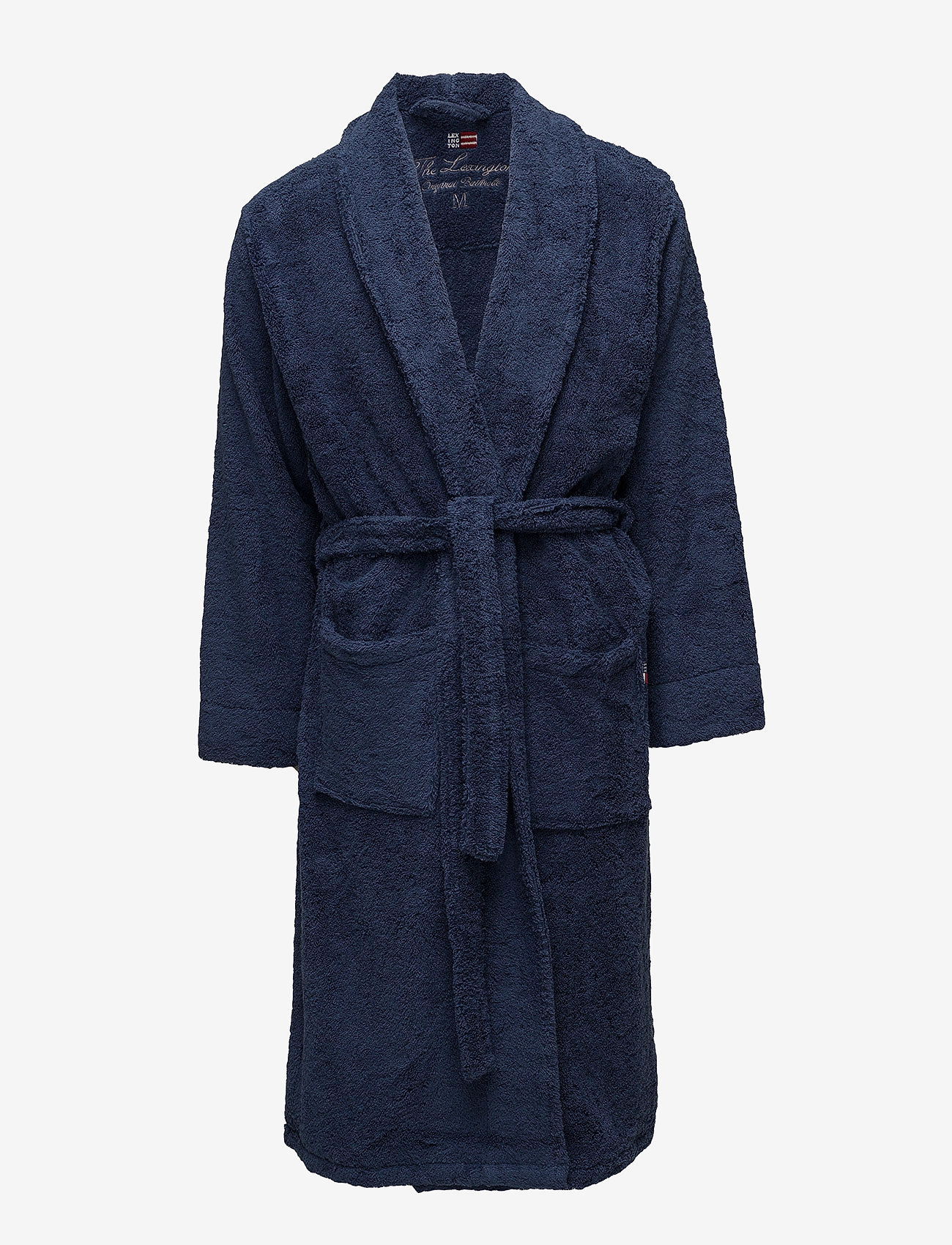 Lexington Home - Lexington Original Bathrobe - badjassen - true navy - 0