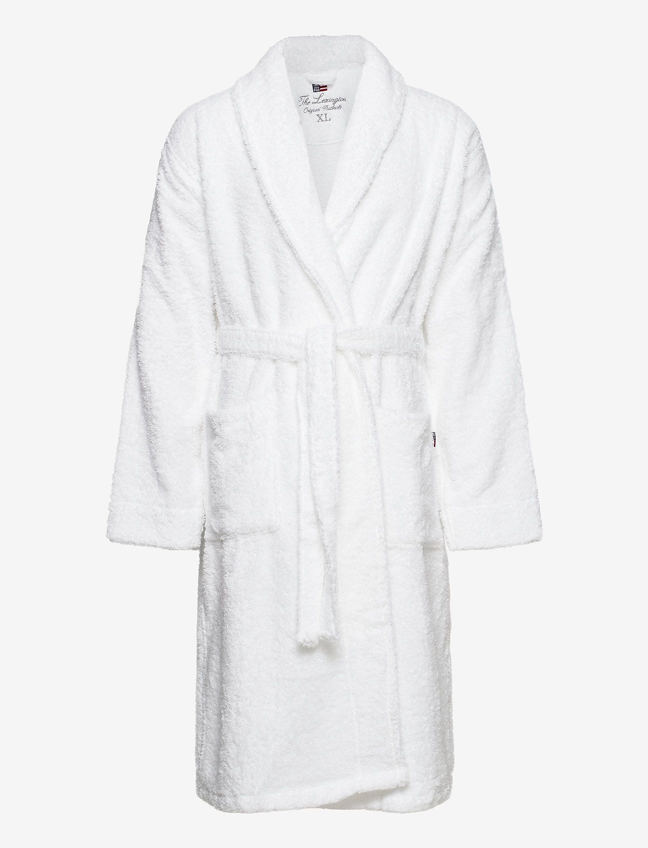 Lexington Home - Lexington Original Bathrobe - kylpytakit - white - 0