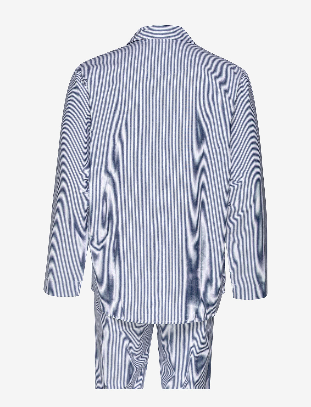 Lexington Home - Pajama Set organic - pyjamat - lt blue/white - 1