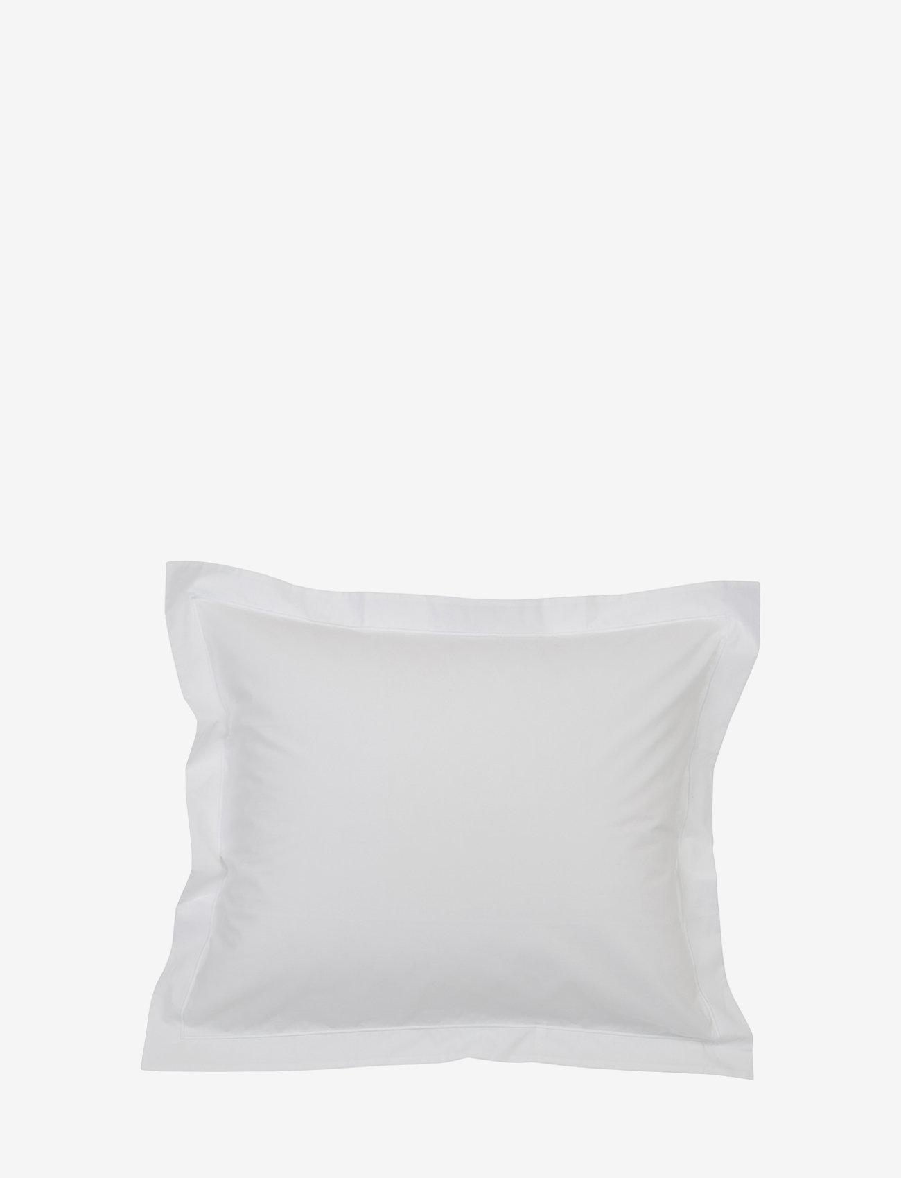 Lexington Home - Hotel Percale White/White Pillowcase - taies d'oreiller - white/white - 0